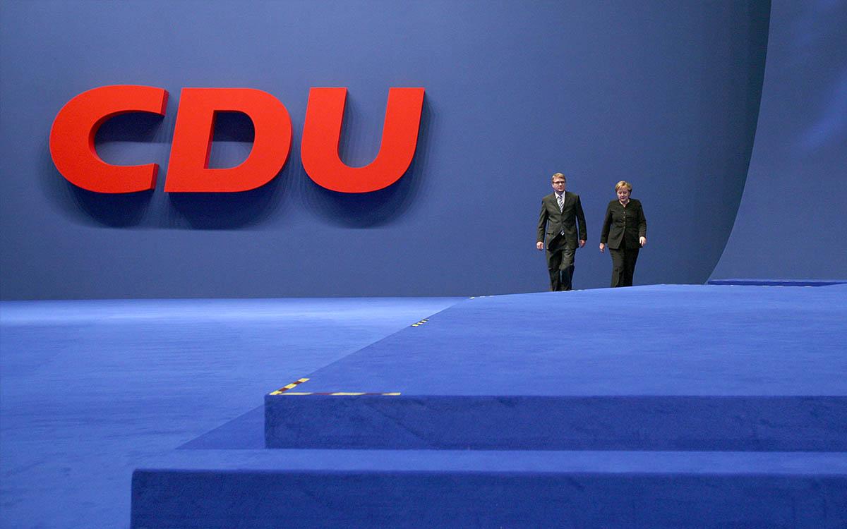 CDU Parteitag Press 02