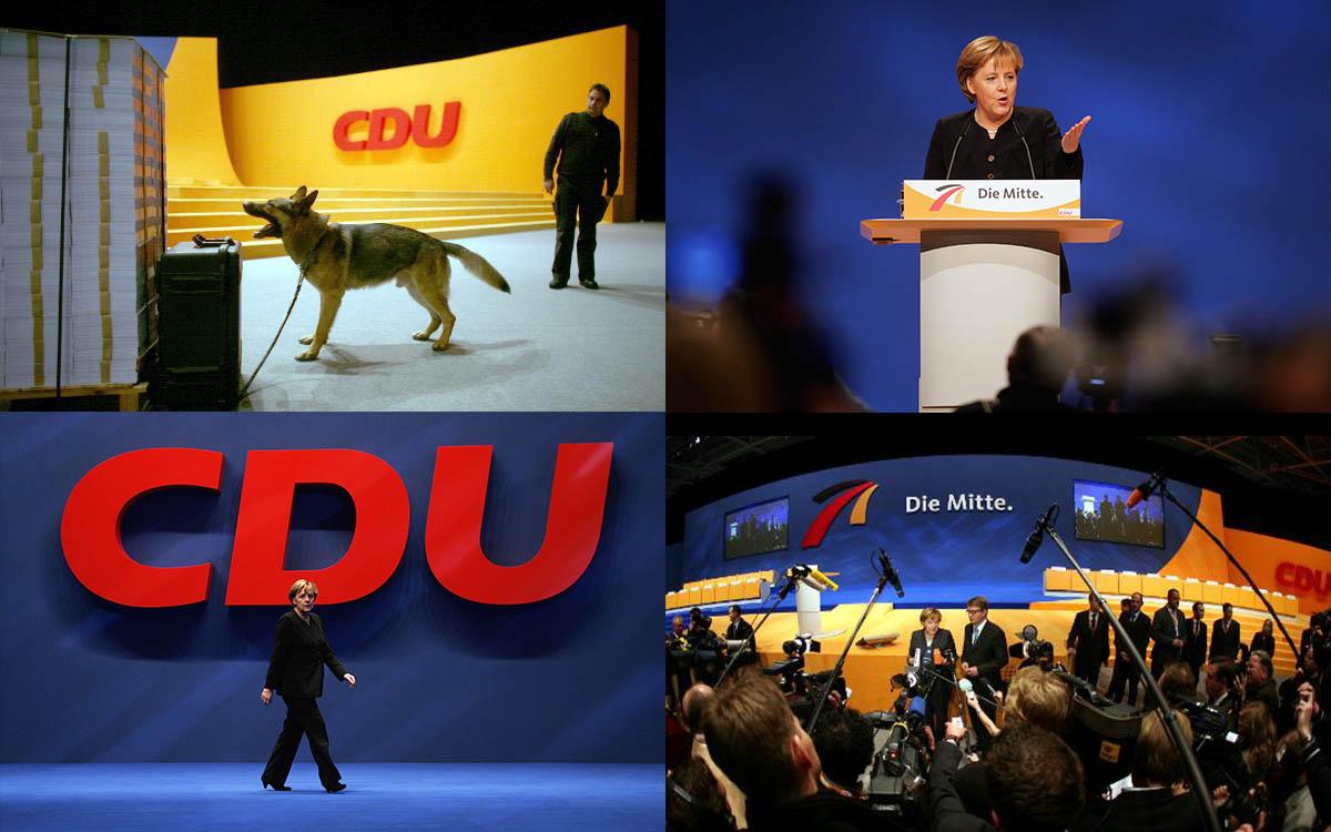 CDU Parteitag Press 03