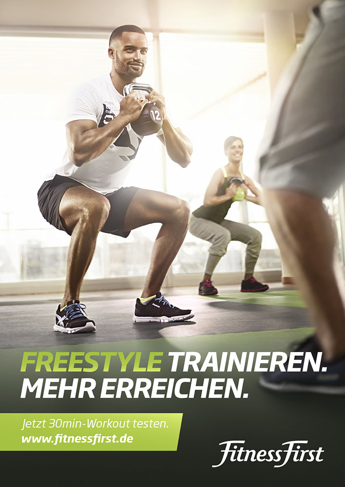 Fitness First Campaign 02
