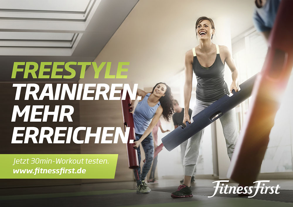 Fitness First Campaign 04