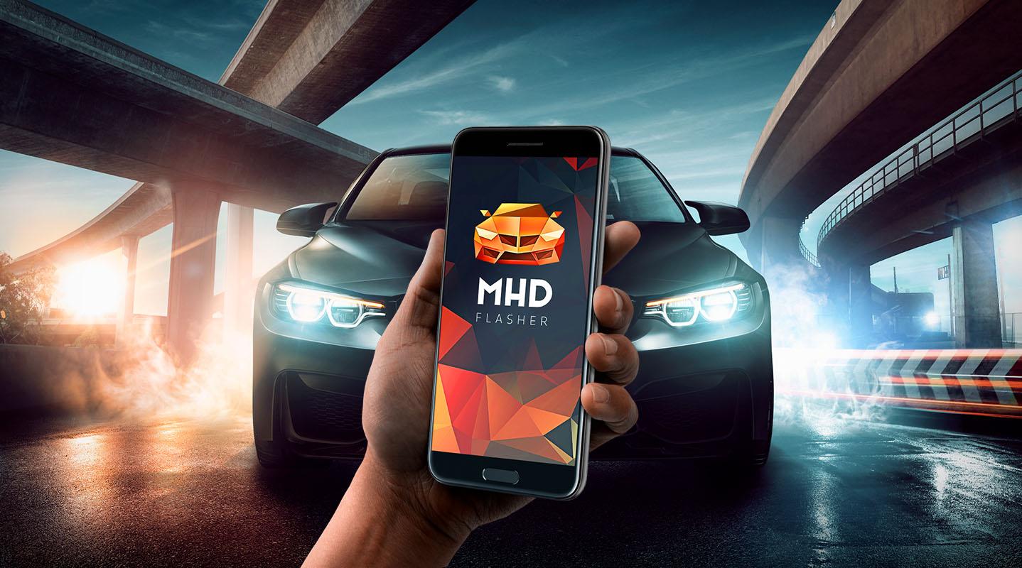 MHD Tuning Header