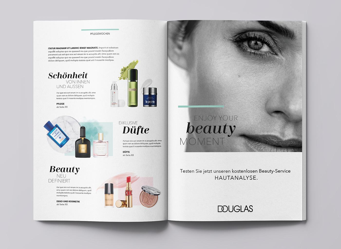 Douglas Magazin 01